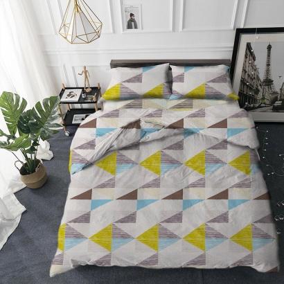 Bed linen set Zastelli 5410 Cotton Gold USA фото 2