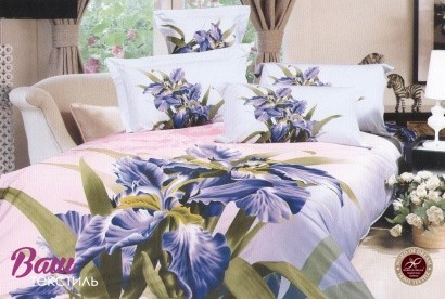 Bed linen set Word of Dream MD8008 Sateen  фото