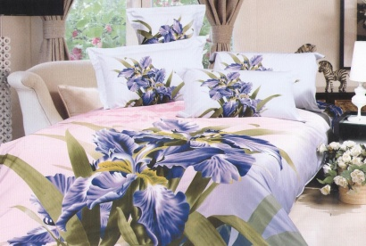 Bed linen set Word of Dream MD8008 Sateen  фото 2