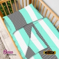 Bedding for newborn Zastelli Carl фото
