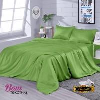 Silk Bed Linen Green Zastelli  фото