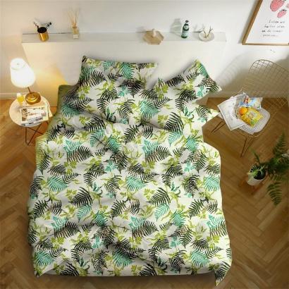 Bed linen set ZASTELLI 10577 Cotton Gold USA фото 2