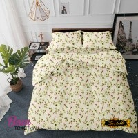 Bed linen set ZASTELLI 5135 Cotton Gold USA