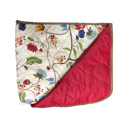 Two-sided quilted Bedspread Zastelli 9210 Calico фото 3