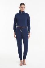 Комплект (водолазка+брюки) Yoors Star Y2019AW0121 синій фото