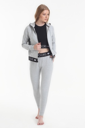 Комплект (кофта+футболка+брюки) Yoors Star Y2019AW0031 сірий фото