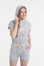 Set (T-shirt + shorts) Yoors Star Y2019AW0071 Grey			 фото