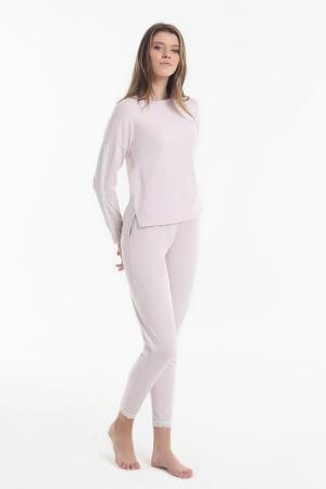 Женская пижама Yoors Star Y2019AW0129 cветло-розовый фото