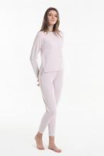 Women's pajamas Yoors Star Y2019AW0129 Light Pink фото