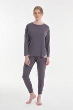 Жіноча піжама Yoors Star Y2019AW0128 фуксія фото