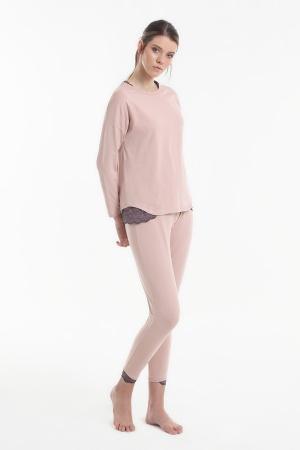 Women's pajamas Yoors Star Y2019AW0128 Powder фото