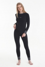 Women's pajamas Yoors Star Y2019AW0058 Black			 фото