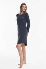 Nightdress Yoors Star Y2019AW0052 Аnthracite фото