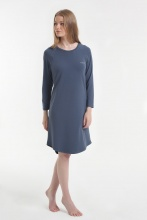 Nightdress Yoors Star Y2019AW0052 Blue			 фото