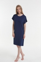 Nightdress Yoors Star Y2019AW0056 Blue			 фото