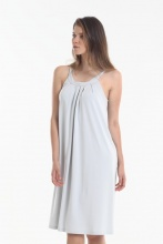 Nightdress Yoors Star Y2019AW0123 Light Grey			 фото