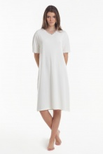 Nightdress Yoors Star Y2019AW0113 White			 фото