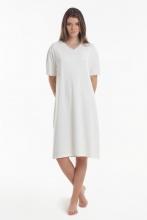 Ночная рубашка Yoors Star Y2019AW0113 белая фото