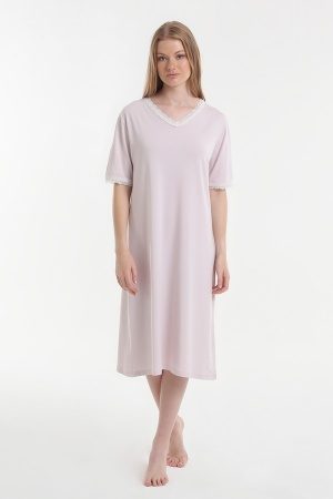 Nightdress Yoors Star Y2019AW0113 Powder			 фото
