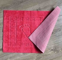 Bath mat Vende rubbered Foot Сoral			 фото