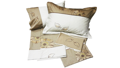 Bed linen set Word of Dream B063 Sateen with embroidery  фото 4