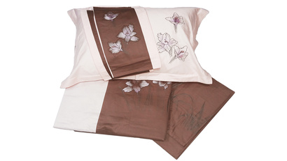 Bed linen set Word of Dream B067 Sateen with embroidery фото 7