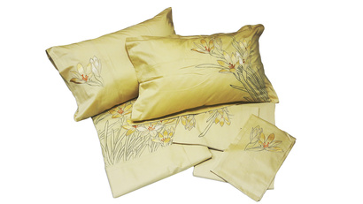 Bed linen set Word of Dream BB079 Sateen with embroidery фото 7