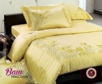 Bed linen set Word of Dream BB079 Sateen with embroidery фото