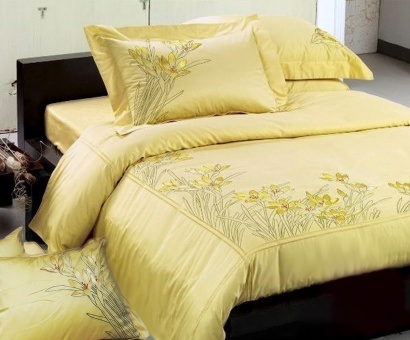 Bed linen set Word of Dream BB079 Sateen with embroidery фото 2