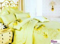 Комплект постельного белья Word of Dream BXZ001 Сновидение Сатин с вышивкой