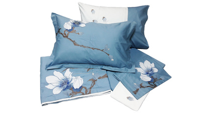 Bed linen set Word of Dream 005 Sateen with embroidery фото 7