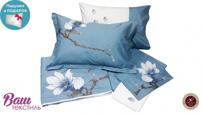 Bed linen set Word of Dream 005 Sateen with embroidery фото 6
