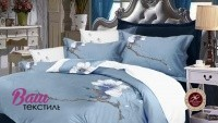 Bed linen set Word of Dream 005 Sateen with embroidery