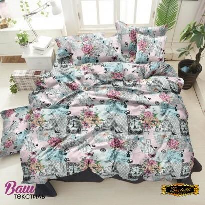 Постельное белье Zastelli 40-0870 Pink бязь  фото