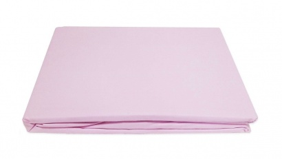 Fitted sheet Word of Dream Percale pink фото 4