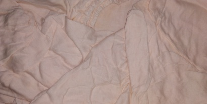 Fitted sheet Jersey-rolled ZASTELLI Ivory фото 2