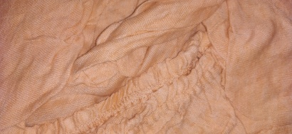 Fitted sheet Jersey-rolled ZASTELLI Light Beige фото 2