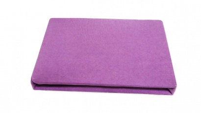 Fitted sheet Jersey ZASTELLI violet фото 2