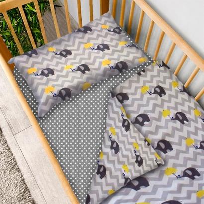 Bed linen set for newborn Zastelli 13 фото 2