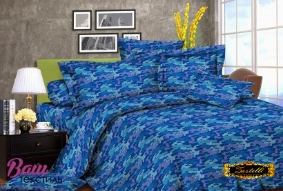 Bed linen set Zastelli 1673-5с Seersucker фото