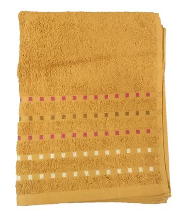 Bath terry towel Zastelli Mosaic Beige фото 3