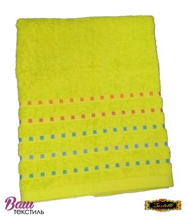 Bath terry towel Zastelli Mosaic Green фото