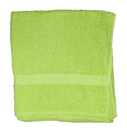 Terry bath towel Zastelli Green фото 4