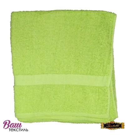 Terry bath towel Zastelli Green фото