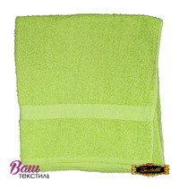 Terry bath towel Zastelli Green фото