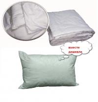 Подарочный набор Zastelli (подушка и одеяло)