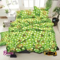 Bed linen set ZASTELLI 30-0263 Green Cotton Gold USA фото