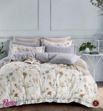 Дизайнерское постельное белье Word of Dream 2094 Премиум сатин фото