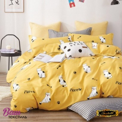 Bed linen set Zastelli Cates Cotton фото