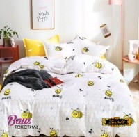 Bed linen set Zastelli Bees Cotton фото